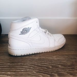 Restored Nike Air Jordan's Mid Men's shoes